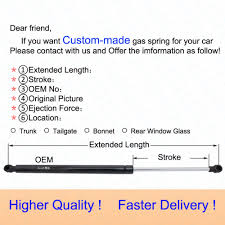 nissan armada extended length 1 pair fits for 2004 nissan pathfinder 2005 2014 nissan armada gas