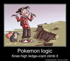 Pokemon Logic Meme - pokemon logic by madfox200 on deviantart