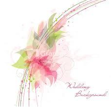 Wedding Flowers Background Flower Wedding Invitation Image