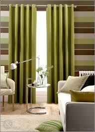 Green Striped Curtains Brown And Green Striped Curtains Curtains Home Design Ideas