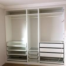 ikea pax wardrobe cheap but look luxurious u2014 decorative furniture