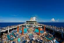 royal caribbean is celebrating the season this year with