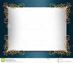 wedding invitation border elegant satin stock image image 11243881