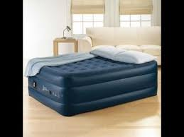 jcp deluxe inflatable bed review style 3152 youtube