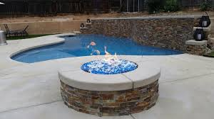 Rock Firepit Create A Beautiful Pit For Your Backyard In San Diego