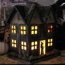 Vintage Halloween Decorations For Sale Haunted House Halloween Decorations Halloween Yard Ideas Animated