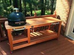xl big green egg table plans pdf 10 best green egg table images on pinterest big green egg table