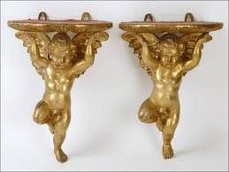 Metal Corbels And Brackets Furniture Amazing Wrought Iron Corbels For Mantels Gold Shelf