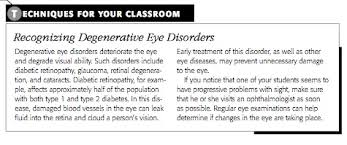 What Is Legally Blind Visual Impairments The Special Ed Wiki