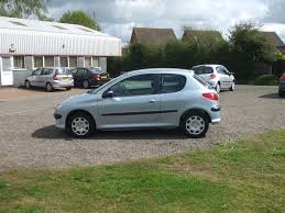 peugeot 206 1 1s 05 reg sold ymark vehicle services