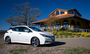 the electrek review u2013 2018 nissan leaf fills the space between
