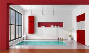 red bathroom designs ouida us