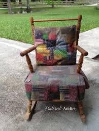 Armchair Cricket Vintage Child U0027s Rocking Chair Cricket By Daysgonebytreasures