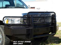 thunderstruck truck bumpers from dieselwerx com