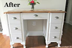 Furniture For Foyer by Only From Scratch Sophisticated Desk Makeover For The Foyer