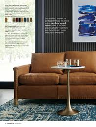 indigo leather sofa crate and barrel petrie leather sofa u2022 leather sofa