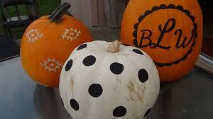 painted pumpkins owlbeteen youtube