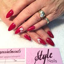 style nails andover