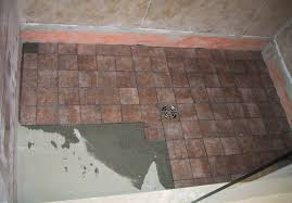 shower awesome shower floor tile ideas rock looking floor tile