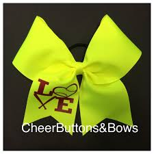 softball bows custom softball bows fastpitch personalized team bows