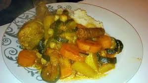 de recette de cuisine familiale recette de couscous familiale au petits légume