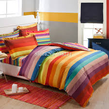 Rainbow Bathroom Accessories by Resuscitate Your Room With The Rainbow Bedding Sets For Girls