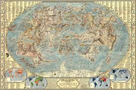 A Map Of The World Book by The Map Of Internet Neogaf