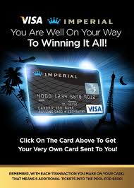 pre paid credit cards the visa imperial prepaid credit card welcome to the visa