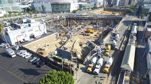 100 staples center floor plan high speed rail to las vegas