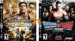 wwe games how do you like your wwe u2013 old or new