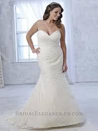 corset lace slim flare wedding gown bridal elegance