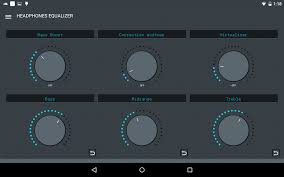 headphones equalizer music u0026 bass enhancer android apps on