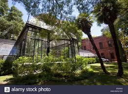 greenhouse of the botanical garden u0027 u0027carlos thays u0027 u0027 palermo
