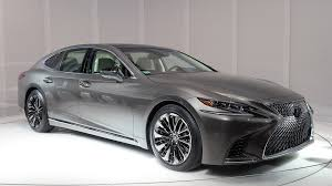 lexus jeep 2018 2018 lexus ls detroit 2017 photo gallery autoblog