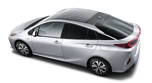 toyota prius moonroof generation toyota prius has solar roof for europe