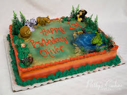 zoo themed birthday cake photo of a zoo themed birthday cake patty s cakes and desserts