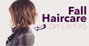 how to give yourself a haircut diy winter layered haircut blog cassandraann com lifestyle