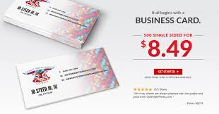 cards for business 500 business cards for 8 49 at overnightprints