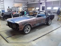 1965 mustang sheet metal auto restoration welding and custom sheetmetal fabrication