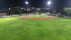 led ball field lighting maverick baseball field retrofitted with led lighting ledinside