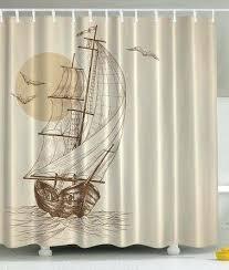 Nautical Shower Curtains Nautical Shower Curtains Codingslime Me