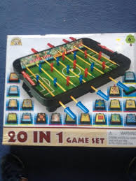 20 in 1 game table 20 in 1 game set for sale in ballyfermot dublin from mark omeara 3