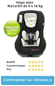 siege auto isofix crash test avis et note crash test du nania cosmo sp siege auto bébé