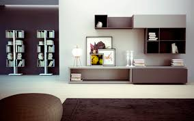 contemporary wall cabinets living room