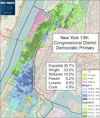 Harlem Map New York by There Will No Longer Be An African American Representing Harlem