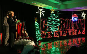 charlotte motor speedway christmas lights 2017 charlotte motor speedway to host gigantic new holiday light show
