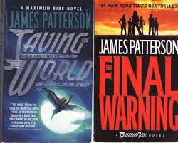 complete set series lot of 9 maximum ride books by