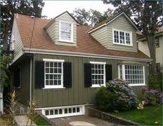 House Colors Exterior Paint Colors For Houses With Brown Roofs Google Search Fixin