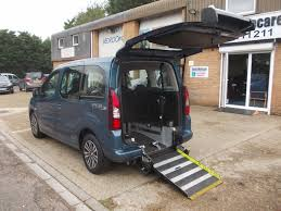 peugeot partner dimensions used 2012 peugeot partner tepee s wheelchair access for sale in