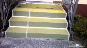 treppen rutschfest machen kolovrat gmbh erneuert eine aussentreppe mit drainagensystem